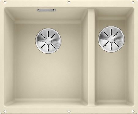 Blanco Subline 340/160-U Undermount 1.5 Bowl Sink Choice of Colour