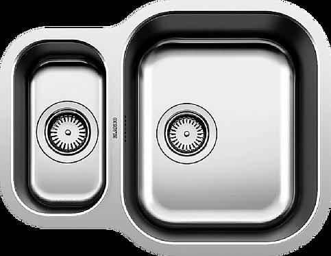 Blanco Essential 530 U 1.5 Bowl Undermount Sink Reversible 453665