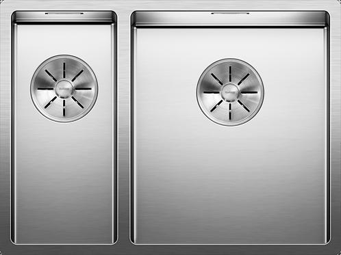 Blanco Claron 340/180-U Stainless Steel 1.5 Bowl Undermount Sink  521609/10