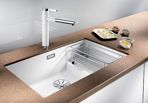 Blanco Subline 700-U Level Silgranite Undermount Sink & Tap Pack