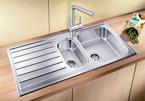 Blanco Livit 6S ALA Sink & Tap Pack  450213