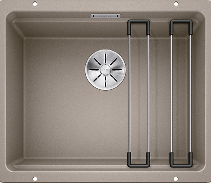 Blanco Etagon 500-U Single Bowl Undermount Sink Choice of Colour