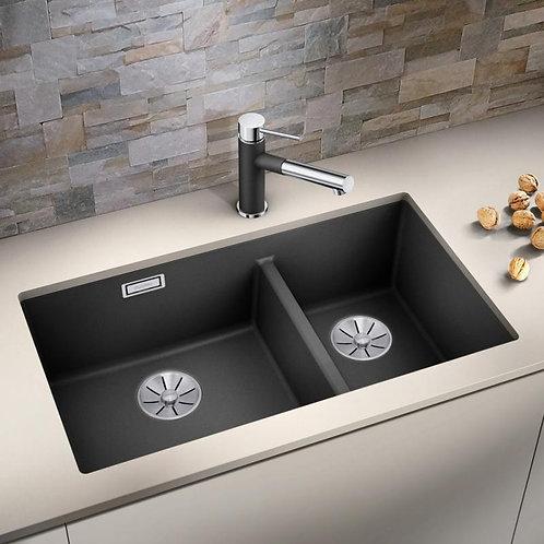 Blanco Subline 430/270-U Undermount 1.75 Bowl Sink & Tap Pack