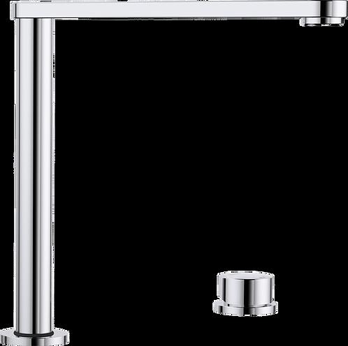 Blanco Eloscope F II Monobloc Mixer with Rise & Fall Spout - Chrome 516672