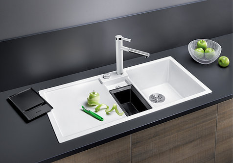 Blanco Collectis 6S Silgranite ALA Sink & Tap Pack