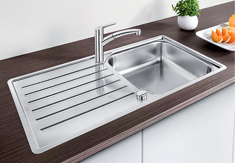 Blanco Lantos XL 6S IF ALA Sink & Tap Pack 453943