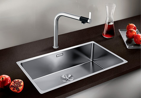 Blanco Andano 700-IF ALA Sink and Tap Pack  453902