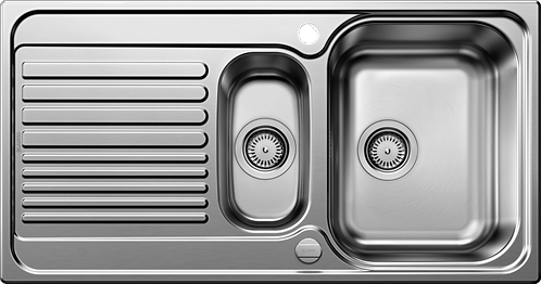 Blanco Tipo 6S Stainless Steel 1.5 Bowl Sink 450740
