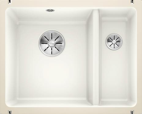 Blanco Subline 350/150-U Ceramic Undermount Sink Choice of Colour