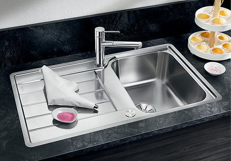 Blanco Classimo 45 S IF ALA Sink & Tap Pack 456183