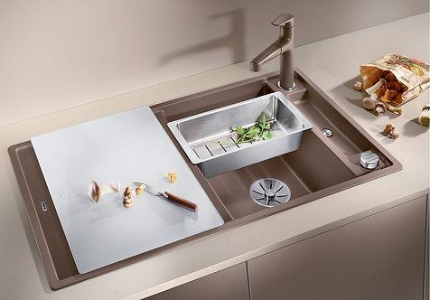 Blanco Axia III XL 6S ALA Sink & Tap Pack Silgranite - Choice of Colour