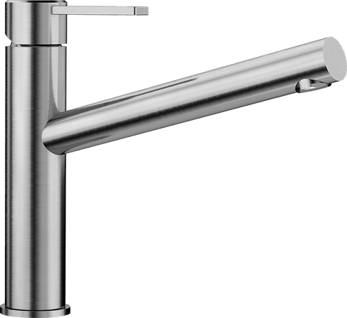 Blanco Ambis Top Lever Mixer Tap Brushed St/Steel Only 523118