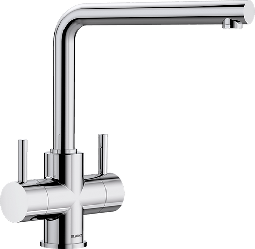 Blanco Lamia  Tap Chrome  Upgrade for Blanco ALA Sink & Tap Packs 456176