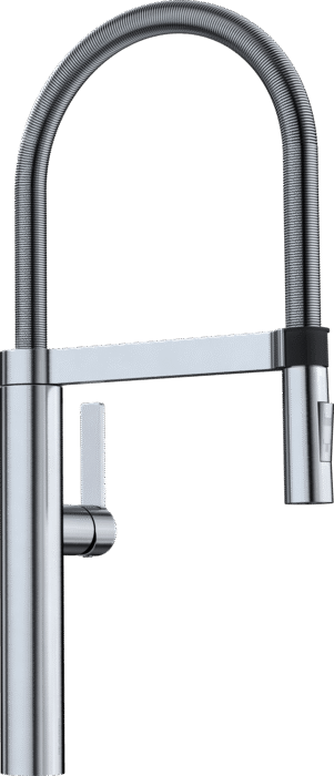 Blanco Culina-S Single Lever Monobloc Mixer Tap with Spray Rinse Feature