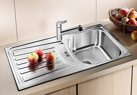 Blanco Plus 45S Inset Single Bowl Sink