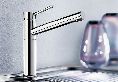 Blanco Alta Single Top Lever Monobloc Mixer Tap 512319