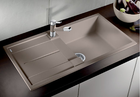 Blanco Metra XL 6S ALA Sink & Tap Pack Choice of Colour