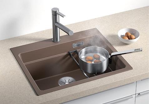 Blanco Etagon 6 ALA Sink & Tap Pack Choice of Silgranite Colours