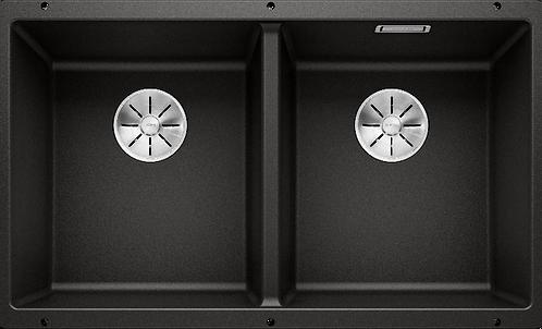 Blanco Subline 350/350-U Double Bowl Undermount Sink Choice of Colour