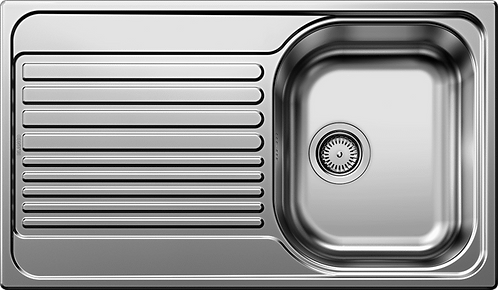 Blanco Tipo 45S Stainless Steel Single Bowl Sink 450739