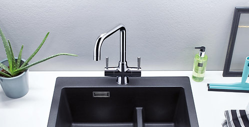 Blanco Juper  Tap Upgrade for Blanco ALA Sink & Tap Packs Chrome 455894