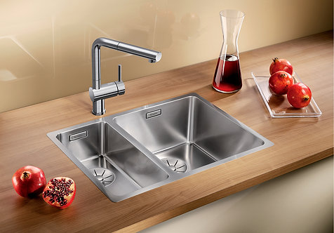 Blanco Andano 340/180-IF  ALA Sink & Tap Pack 453220/1