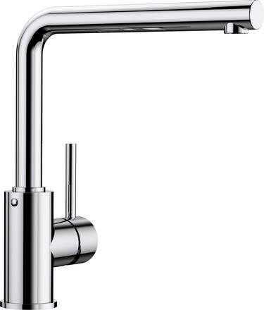 Blanco Mila Single Lever Mixer Tap Chrome only 519414