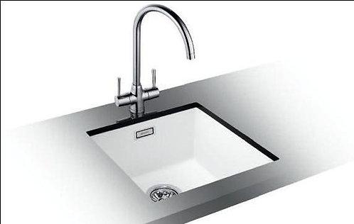 Blanco Subline 400-U Single Bowl Silgranite Undermount Sink & Tap Pack