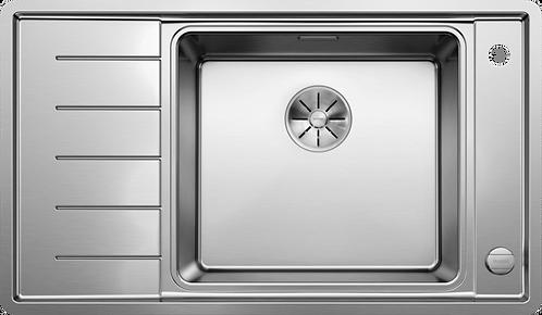 Blanco Andano XL 6 S-IF Compact St Steel Single Bowl Sink 523001/2