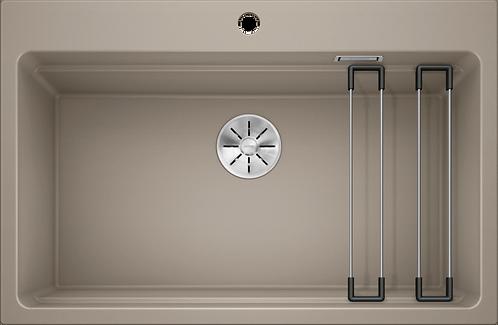 Blanco Etagon 8 Single Bowl Sink No Drainer Choice of Silgranite Colours