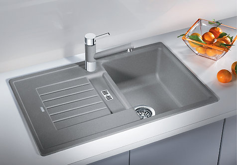 Blanco Zia 45S ALA Sink & Tap Pack  Choice of Colour