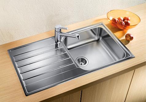 Blanco Livit XL 6S ALA Sink & Tap Pack  455236