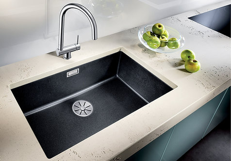 Blanco Subline 700-U Silgranite Undermount Sink & Tap Pack