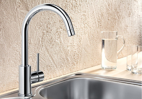 Blanco Mida Mixer Tap Upgrade for Blanco ALA Sink & Tap Packs 456323