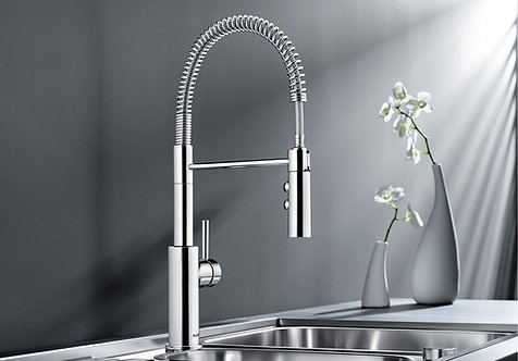 Blanco Catris-S Single Lever Mixer Tap  Upgrade for Blanco ALA Sink & Tap Packs