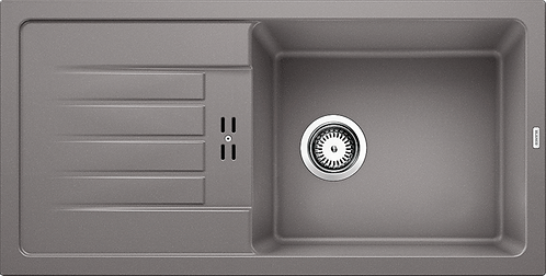 Blanco Favum XL 6S  Single Bowl Silgranite Sink - Choice of Colour