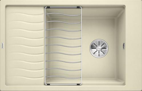 Blanco Elon XL 6s Silgranite Single Bowl Inset Sink - Choice of Colour