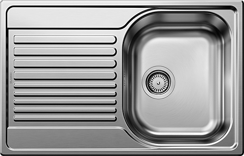 Blanco Tipo 45S Compact Stainless Steel Single Bowl Sink 454076
