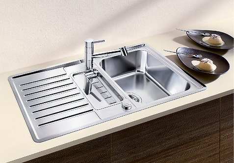 Blanco Classic Pro 5 S IF ALA Sink & Tap Pack 454577