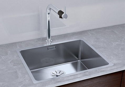 Blanco Andano 500-IF ALA Sink and Tap Pack 453219