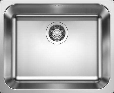 Blanco Supra 500 -IF Inset Single Bowl Stainless Steel Sink  455013