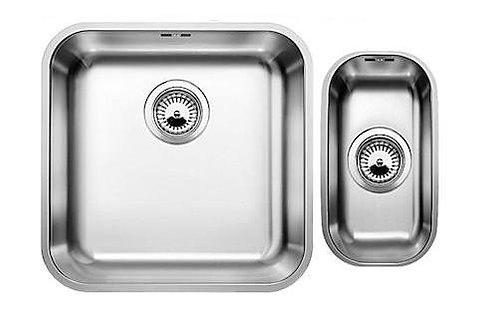 Blanco Supra 400/160 U Undermount Sink & Tap Pack  453412