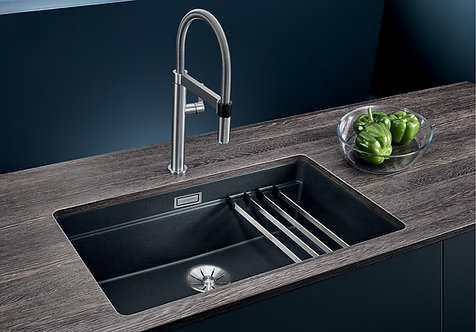 Blanco Etagon 700-U Single Bowl Undermount Sink & Tap Pack