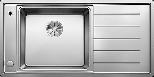 Blanco Andano XL 6 S-IF St Steel Single Bowl Sink 522999/523000