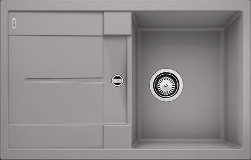 Blanco Metra 45S Small Single Bowl Kitchen Sink - Silgranite Choice of Colour