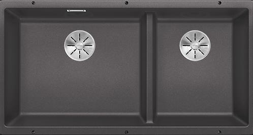 Blanco Subline 480/320-U Silgranite Double Bowl Undermount Sink Choice of Colour