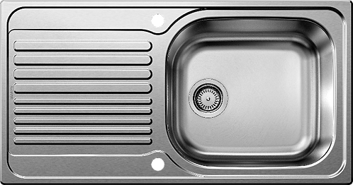 Blanco Tipo XL 6S Stainless Steel Single Bowl Sink 450749
