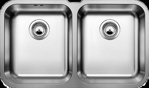 Blanco Supra 340/340-U Double Bowl Undermount Sink 453599