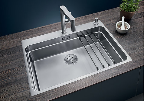Blanco Etagon 700-IF/A  ALA Sink and Tap Pack  455795