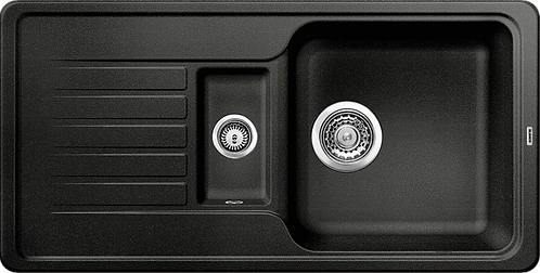 Blanco Favos 6S 1.5 Bowl Silgranite Inset Kitchen Sink Choice of Colour